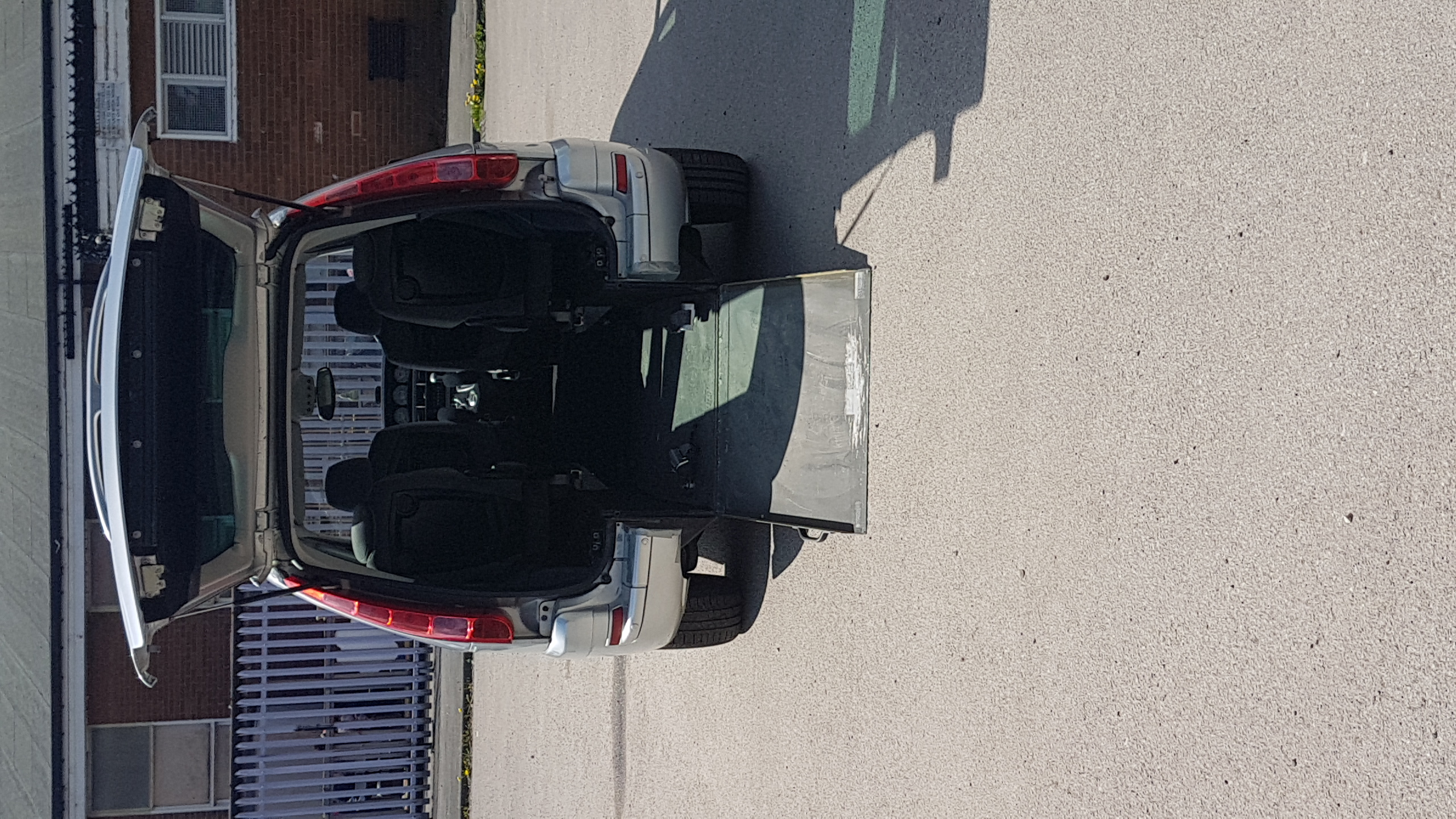 CITROEN C8 AUTOMATIC WHEELCHAIR ACCESS VEHICLE